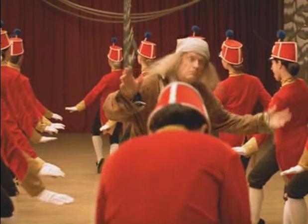 A Chradvent Carolendar #21: A Christmas Carol: The Musical (2004) – Benjamin Alborough
